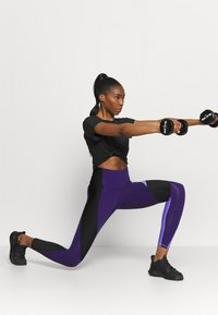 Reebok - LUX - Leggings - purple - 1