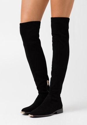 NATALIA BOOT - Over-the-knee boots - black