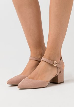 WIDE FIT SAMIRA - Pumps - nude