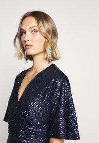 Three Floor - ZOELLE DRESS LUX CAPSULE COLLECTION - Occasion wear - space navy - 5