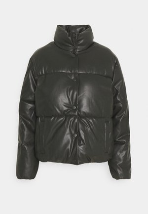 VMEMILY SHORT COATED JACKET  - Talvitakki - peat