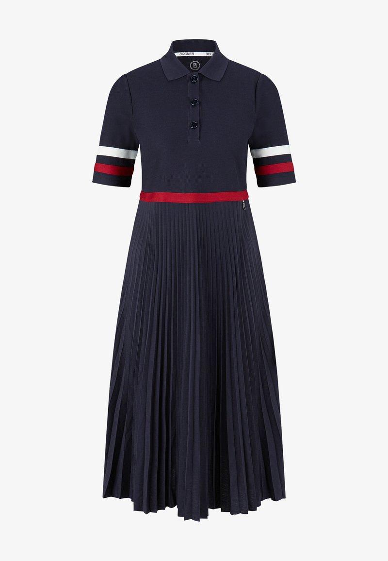 Bogner - Maxi dress - navy-blau