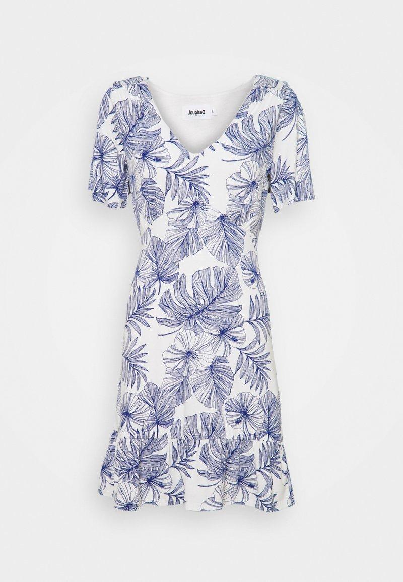 Desigual - NADIA - Jersey dress - white