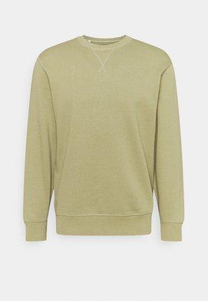 SLHJASON CREW NECK - Sweatshirts - aloe