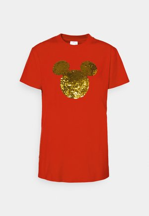 CLASSIC TEE - T-shirt imprimé - lucky red