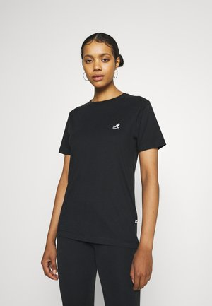 INDIANA REGULAR FIT - T-shirt basic - black