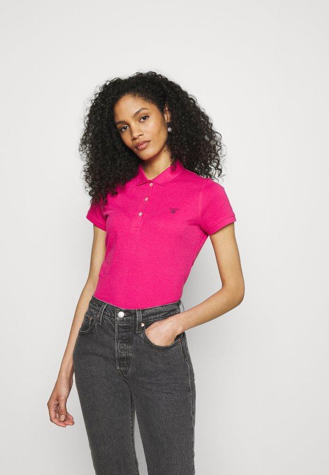 SUMMER  - Polo shirt - cabaret pink