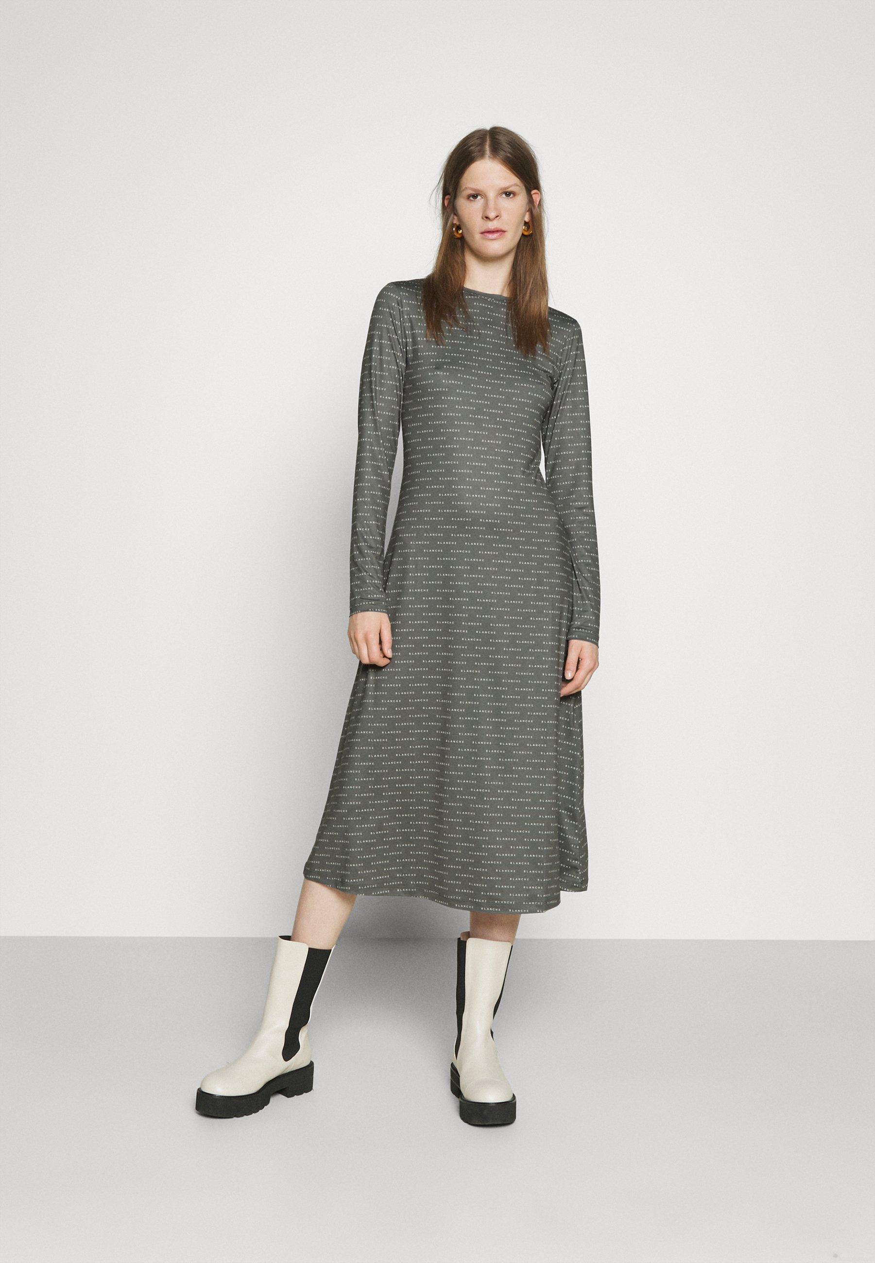 Damen COMFY DRESS - Jerseykleid