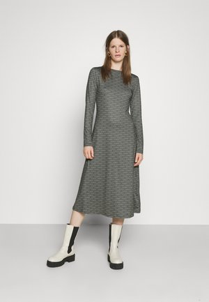 COMFY DRESS - Jerseyjurk - agave green