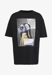 RETHINK Status - UNISEX - T-shirt med print - black - 4