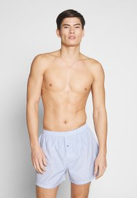 Pier One - 5 PACK - Boxer shorts - dark blue - 0