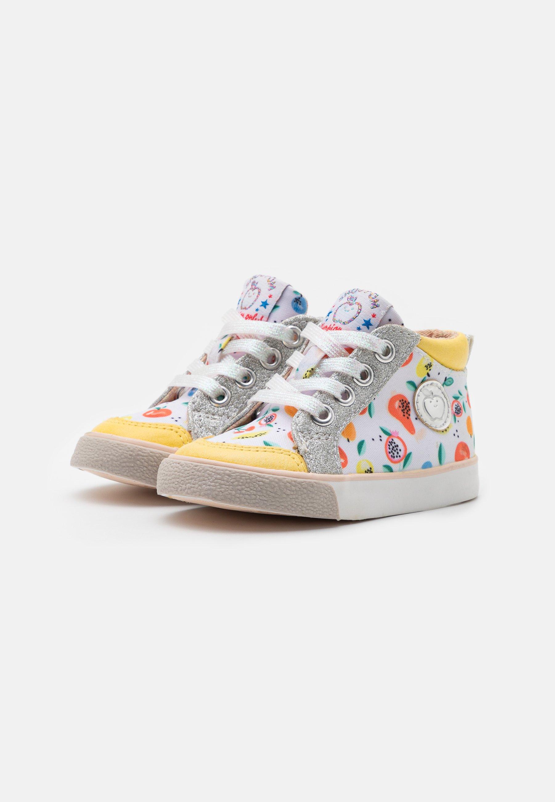 Kids ZIP BASKET - Baby shoes