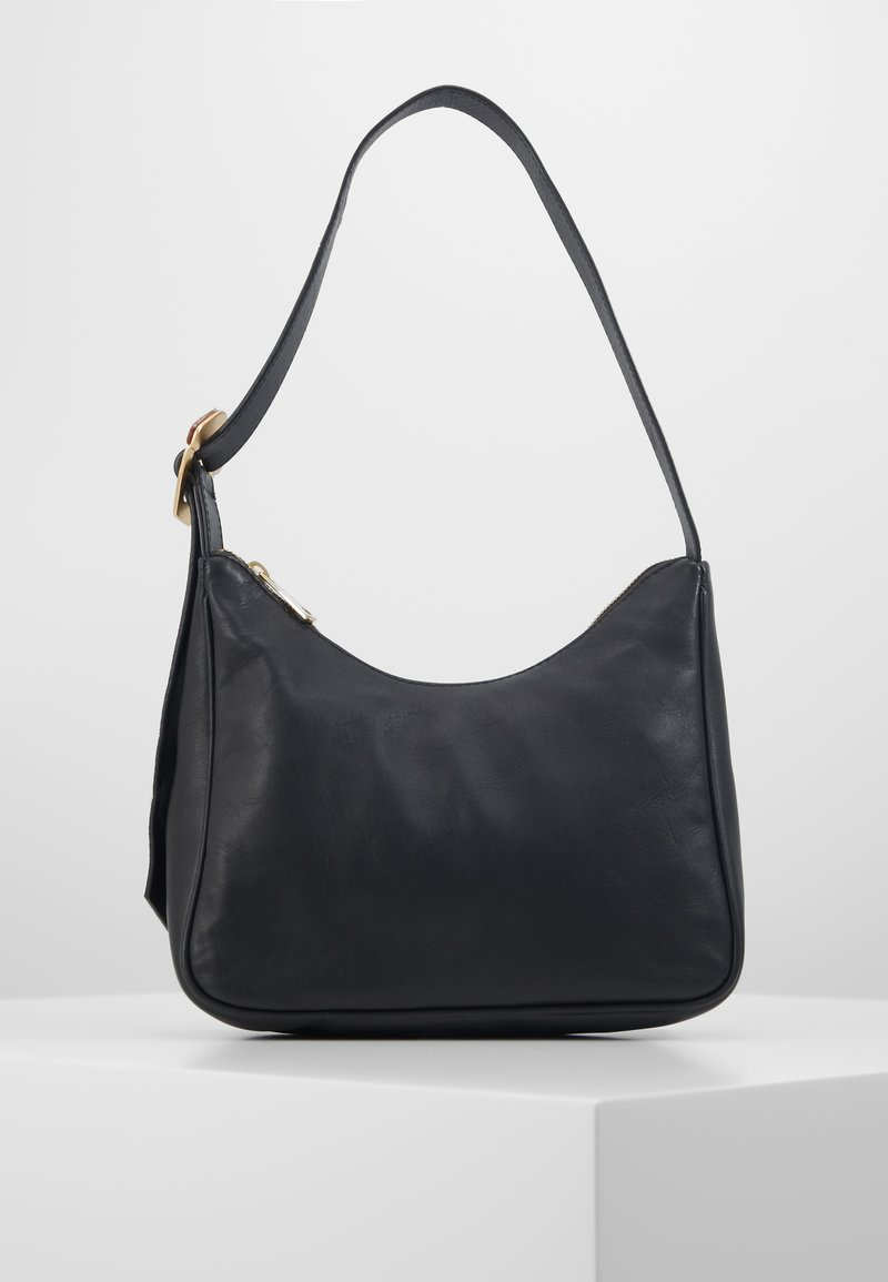 Becksöndergaard - WAXY PRADISA BAG - Kabelka - black