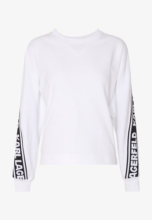 RUE ST GUILLAUME LOGO  - Sweater - white