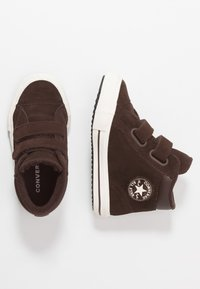 Converse - CHUCK TAYLOR ALL STAR - Sneakers high - burnt umber/egret - 0