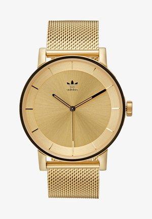 DISTRICT M1 - Horloge - all gold-coloured