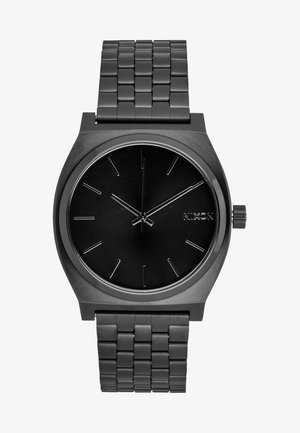 TIME TELLER - Watch - all black