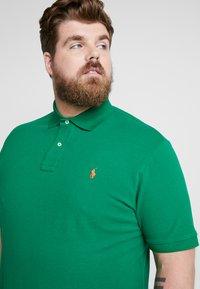 Polo Ralph Lauren Big & Tall - CLASSIC FIT - Polo shirt - jerry green - 4