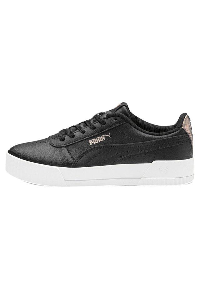 CARINA RG - Sneaker low - puma black