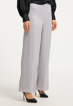 MARLENE - Trousers - grau