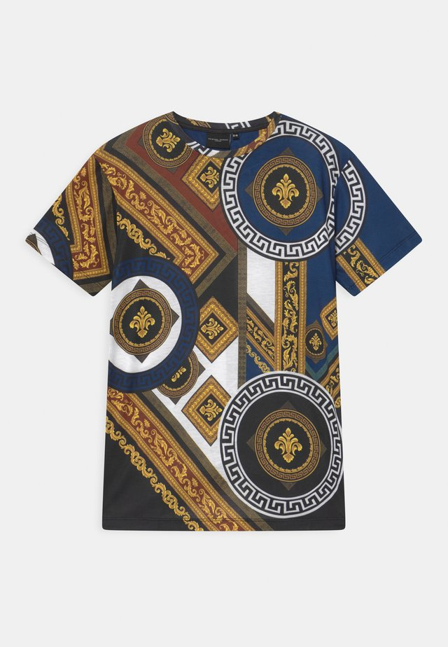 SMASH  - T-shirt con stampa - multi