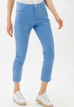 CARO S - Pantaloni - azur