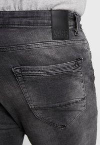 Cars Jeans - BLAST PLUS - Slim fit jeans - black used - 3