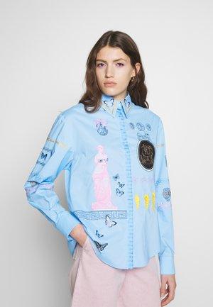 Camicia - celeste