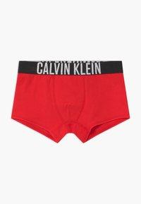 Calvin Klein Underwear - TRUNKS 2 PACK - Pants - red - 2