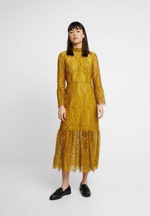 RUBIE - Denní šaty - yellow