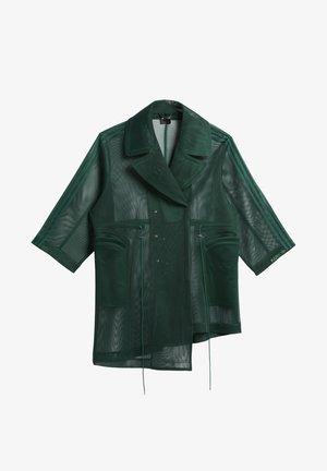 Ivy Park Mesh Jacket - Korte jassen - darkgreen