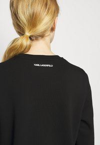 KARL LAGERFELD - MINI IKONIK PATCH  - Sweatshirt - black - 5