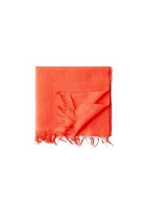 Scarf - orange - 8574 - arancio