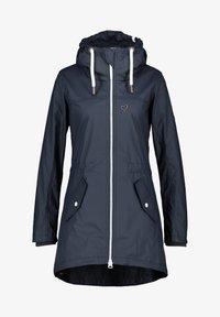 alife & kickin - Waterproof jacket - marine - 5