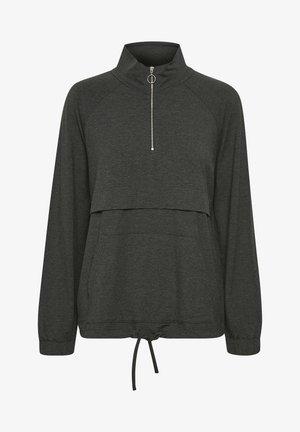 KASIGGI - Sweatshirt - dark grey melange