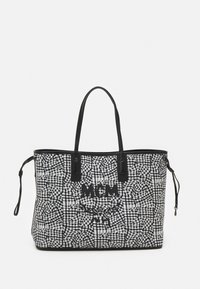MCM - SHOPPER PROJECT VISETOS SET - Handbag - black - 4