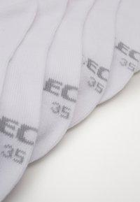 Skechers - ONLINE CASUAL WOMEN BASIC SNEAKER 8 PACK - Socks - white - 2