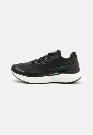 TRIUMPH 19 - Neutral running shoes - black/white