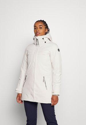 AUBAGNE - Winter coat - natural white