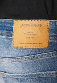 Jack & Jones - JJIPETE JJORIGINAL  - Jeans Tapered Fit - blue denim - 4