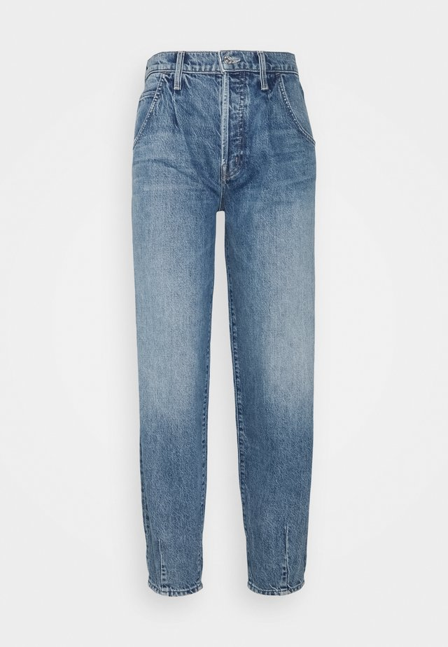 THE BOUNCE HOVER DART - Slim fit jeans - blue denim
