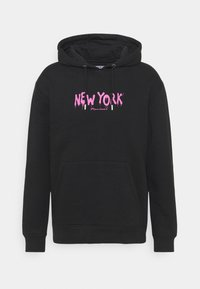 Nominal - NEW YORK HOOD - Sweater - black - 4