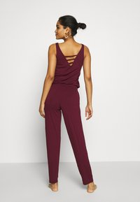 s.Oliver - OVERALL - Beach accessory - bordeaux - 2
