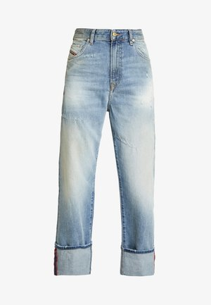 D-REGGY - Relaxed fit jeans - indigo
