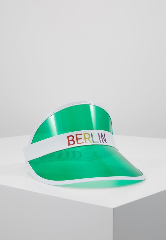 CITY VISOR  - Kšiltovka - green