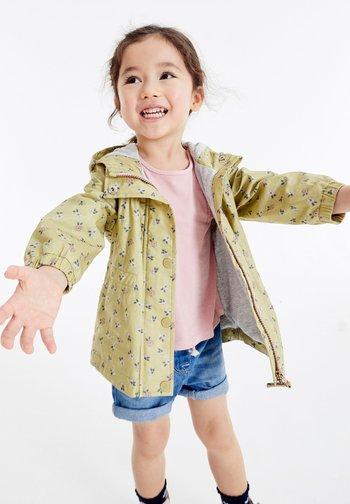 WAXY - Light jacket - green