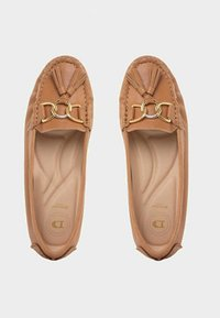 Dune London - GEENA  - Mokasíny - light brown - 4