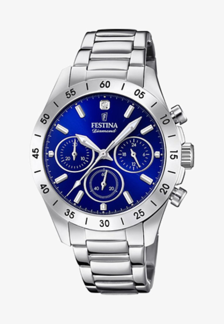 Festina - Chronograph watch - blue