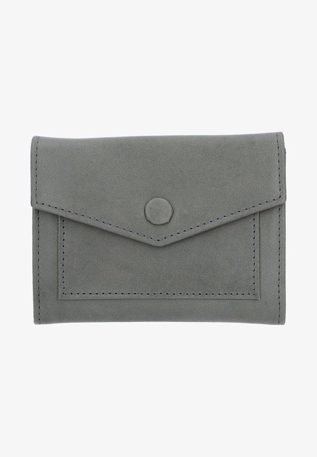 EVERETT - Wallet - grey blue