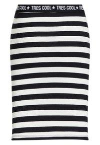 WE Fashion - Mini skirt - all-over print - 4